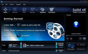 Solid 4K Video Converter 1.00.119 - náhled