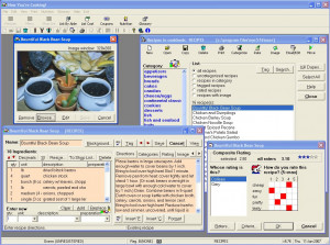 Now Youre Cooking Recipe Software - náhled