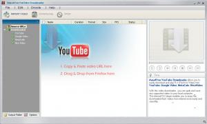 Aura YouTube Downloader 1.0.8 - náhled