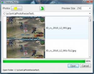 PhotoResizerQt 1.3 - náhled