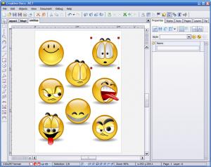 Creative Docs .NET 3.3.6 - náhled