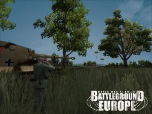 World War II Online: Battleground Europe 1.35.6.3 - náhled
