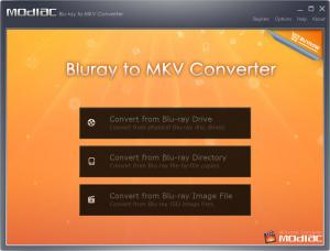 Modiac Blu-ray to MKV Converter 1.0 - náhled