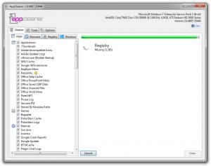 AppCleaner 3 - náhled