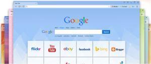 Baidu Spark Browser 43.23.1000.500 - náhled