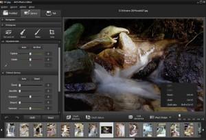 AVS Photo Editor - čeština - náhled