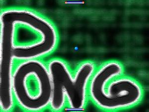 Pong - náhled