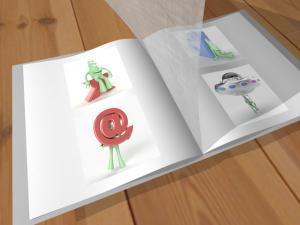 Bix's Photo Book 3.2.4 - náhled
