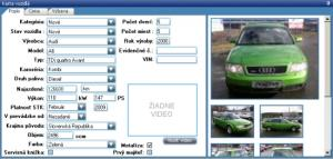 Export Cars SK 1.2 - náhled