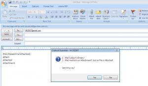Outlook 2007 Essentials 1.0 - náhled