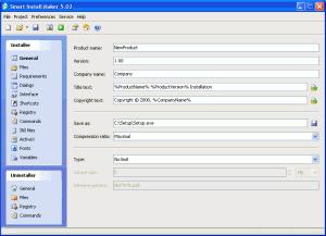 Smart Install Maker 5.04 - náhled