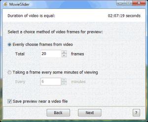 MovieSlider 1.0 - náhled