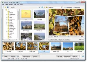 PicturesToExe 8.0.1 - náhled