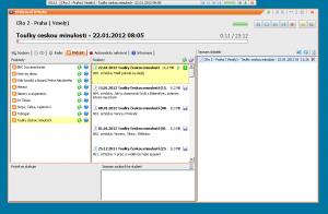 KMedia Player 0.5 - náhled