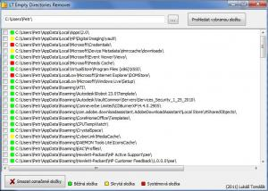 LT Empty Directories Remover - náhled