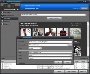 Speed MP3 Downloader 2.4.2.2 - náhled