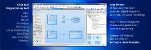 Software Ideas Modeler 32-bit Portable 10.22 - náhled