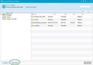 Data Recovery Wizard Free 11.6.0 - náhled