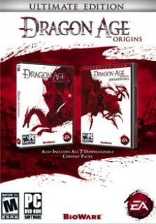 Dragon Age Origins Ultimate Edition - Plná verze - 1 licence