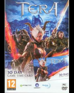 TERA Online 30 Dní předplacená karta - Plná verze - 1 licence