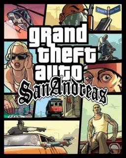 Grand Theft Auto San Andreas, GTA San Andreas - Plná verze - 1 licence