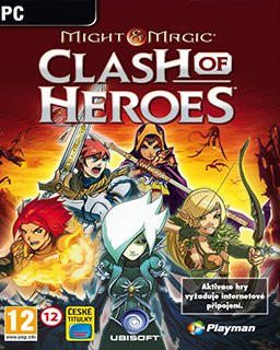Might and Magic: Clash of Heroes + I Am the Boss DLC - Plná verze - 1 licence