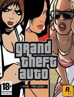 Grand Theft Auto Trilogy, GTA Trilogy - Plná verze - 1 licence