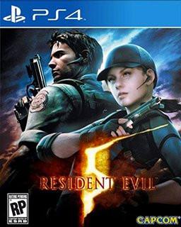 Resident Evil 5 - Plná verze - 1 licence