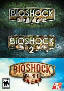 BioShock Triple Pack - Plná verze - 1 licence