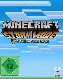 Minecraft Story Mode A Telltale Games Series - Plná verze - 1 licence