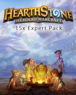 15x Hearthstone Expert Pack