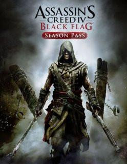 Assassins Creed 4 Black Flag Season Pass - Plná verze - 1 licence