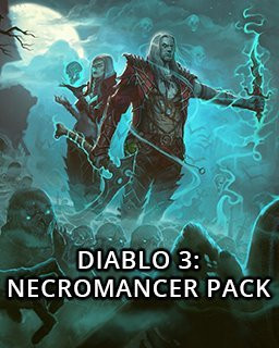 Diablo 3 Rise of the Necromancer Pack