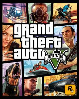 Grand Theft Auto V, GTA 5 - Plná verze - 1 licence