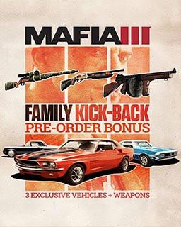 Mafia III Rodinný úplatek DLC