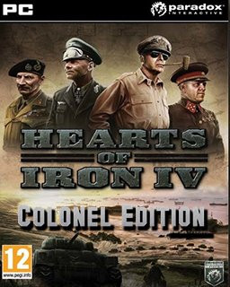 Hearts of Iron IV Colonel Edition