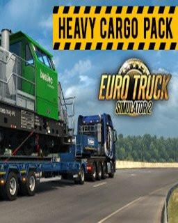 euro truck simul tor 2 heavy cargo pack slune. Black Bedroom Furniture Sets. Home Design Ideas