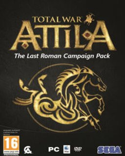 Total War ATTILA The Last Roman Campaign Pack