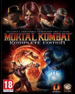 Mortal Kombat Komplete Edition - Plná verze - 1 licence