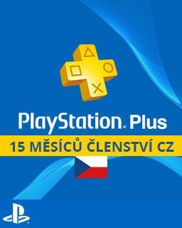 Playstation Plus 455 dní