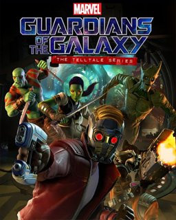 Marvel's Guardians of the Galaxy The Telltale Series - Plná verze - 1 licence