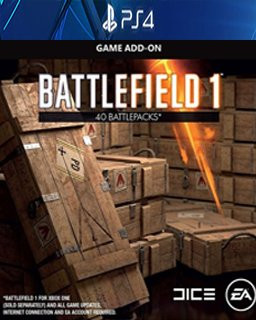 Battlefield 1 40x Battlepacks