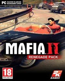 Mafia 2 DLC Pack Renegade - Plná verze - 1 licence