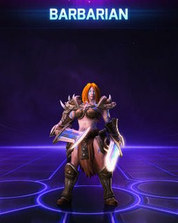 Sonya Heroes of the Storm