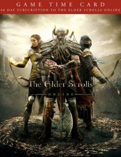 The Elder Scrolls Online 60 Dní předplacená karta