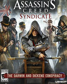 Assassins Creed Syndicate The Darwin And Dickens - Plná verze - 1 licence