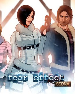 Fear Effect Sedna
