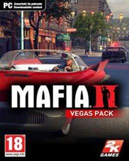 Mafia 2 DLC Pack Vegas - Plná verze - 1 licence