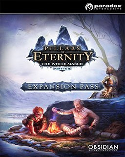 Pillars of Eternity Expansion Pass - Plná verze - 1 licence