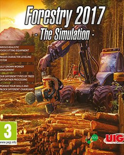 Forestry 2017 - Plná verze - 1 licence